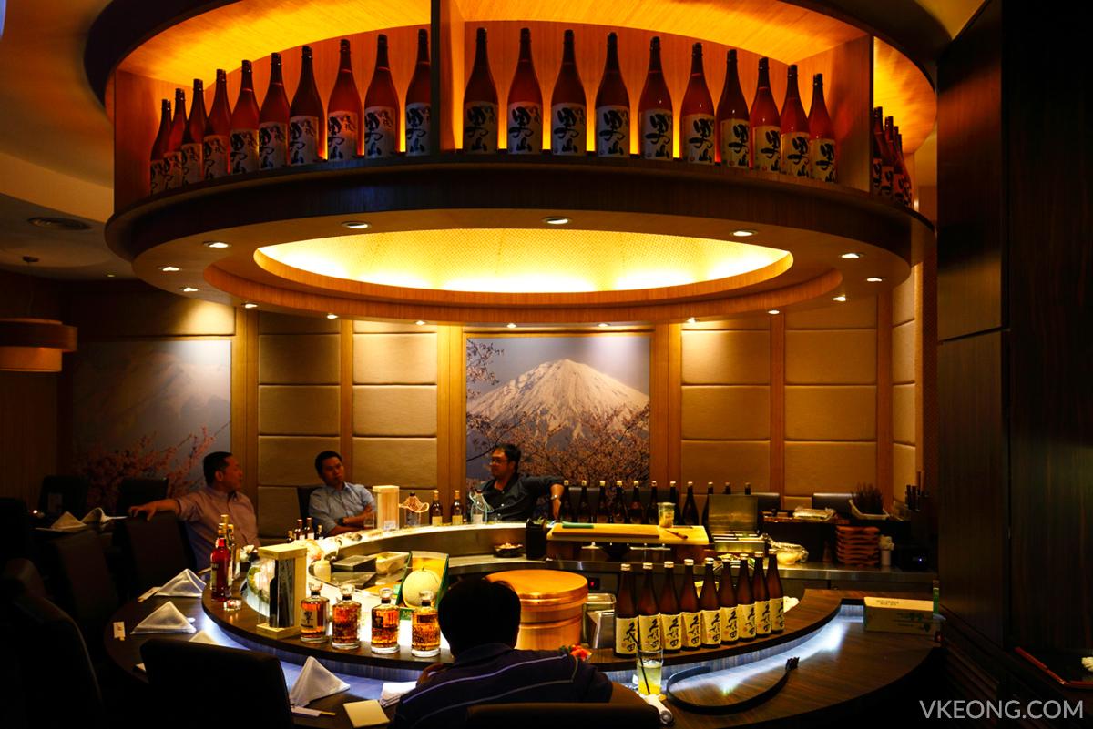 Ishin Japanese Dining Restaurant