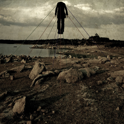tied to the ground | by lucifer sam2007