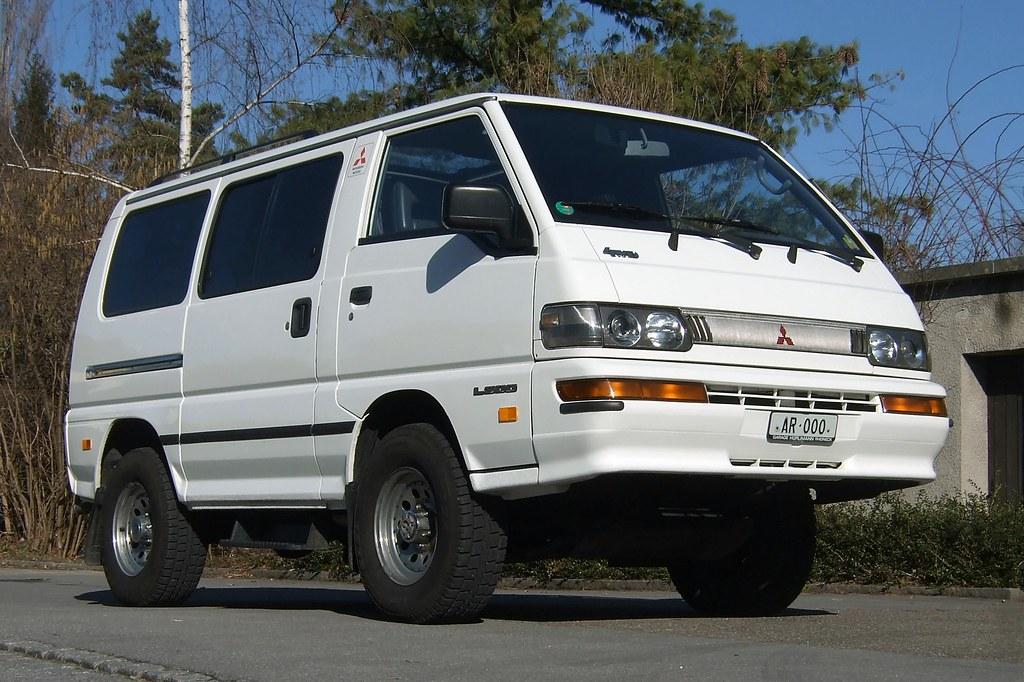 Living Legend L300 | Mitsubishi L300 Country 4x4, built ...