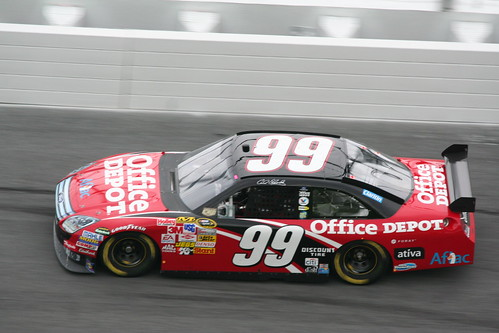 Carl Edwards Office Depot Ford Fusion | by The Freewheeling Daredevil