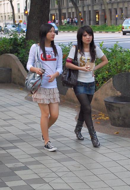 skirt singapore escort girl