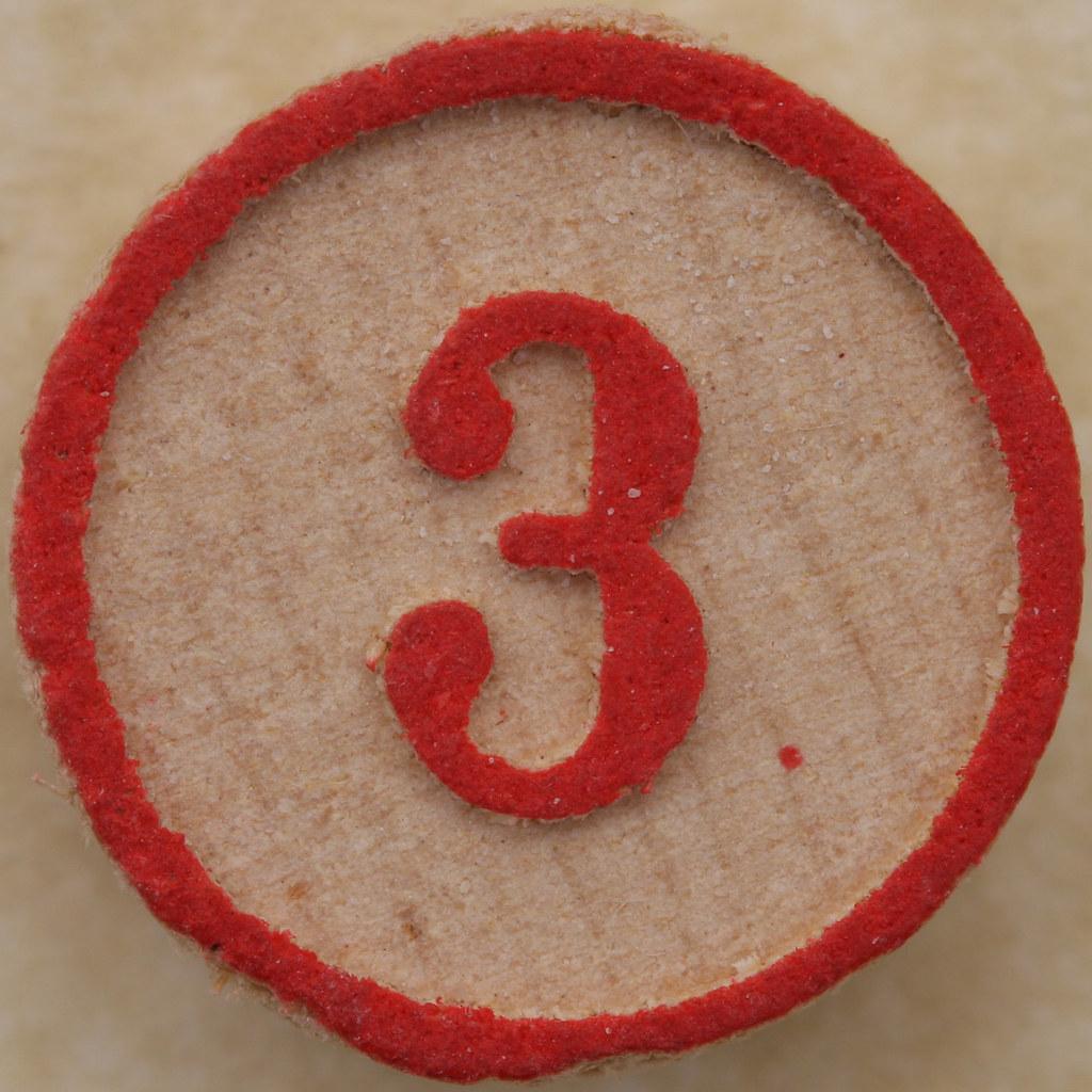 Bingo Number 3 | Leo Reynolds | Flickr