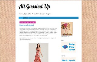 All Gussied Up | by Blogging Women