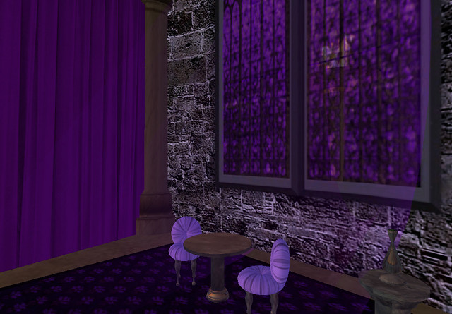 Masque Of The Red Death Purple Room