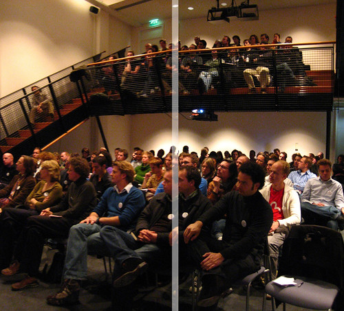 Design by Fire 2007 Audience | by Design by Fire Events