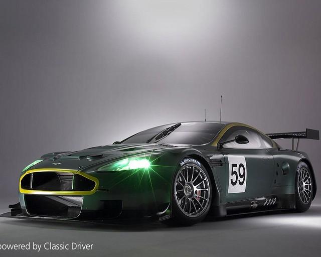 Aston Martin Db9 Gtr Flow666 Flickr