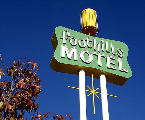 Motel  Green River Wyoming