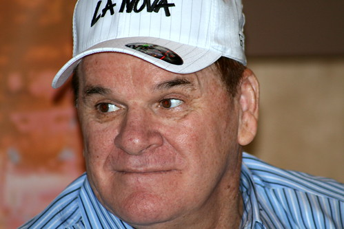 Pete Rose | by Kjunstorm