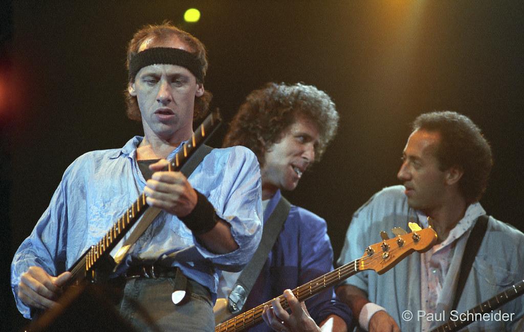 Mark Knopfler - Dire Straits in Concert   Dire Straits (Mark…   Flickr