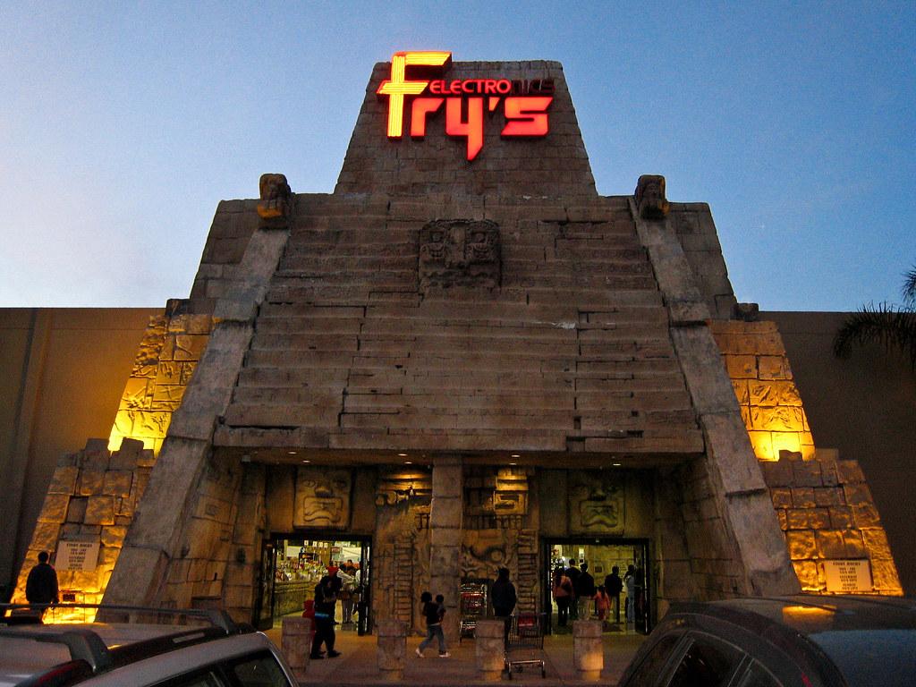 San Jose Frys With Cafe
