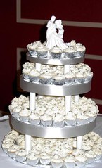 wedding cake cupcake pan wedding cupcake cake mini cupcakes with marzipan icing 8603