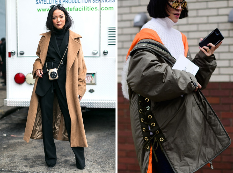 New York Fashion Week Fall 2017 Street Style Favorites