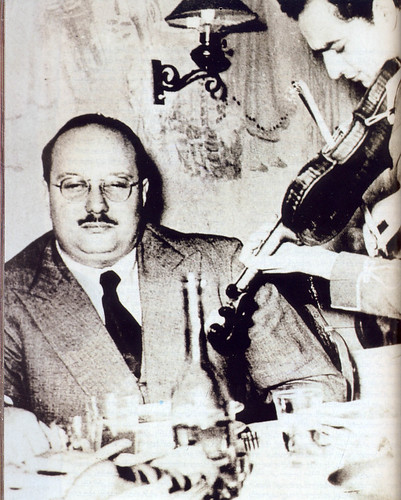 King Farouk In Some Unknown