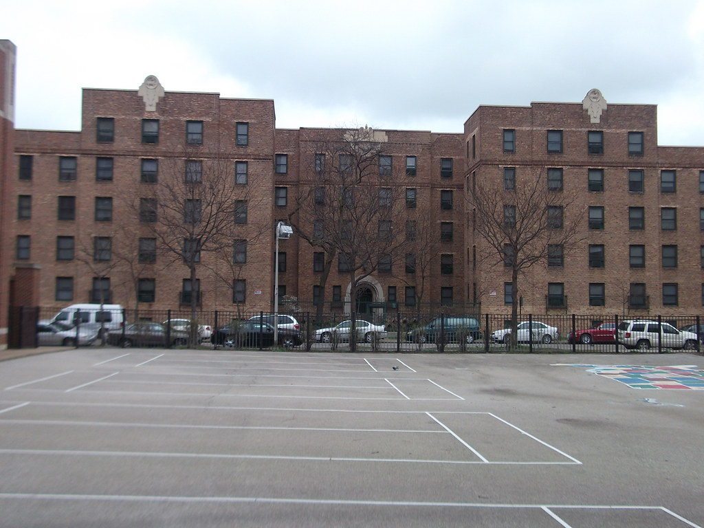 Marshall Field Garden Apartments The Oldest Subsidized