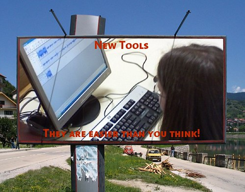 Educational Technology:  New Tools | by kpruitt77