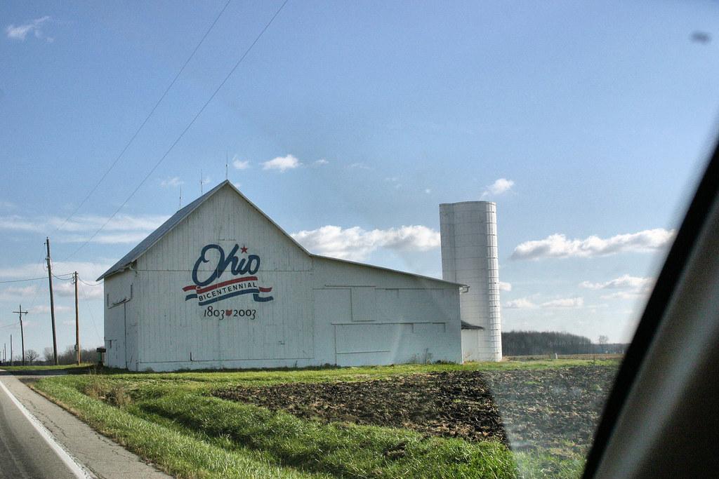 Barn,Marion Ohio | by gardener41