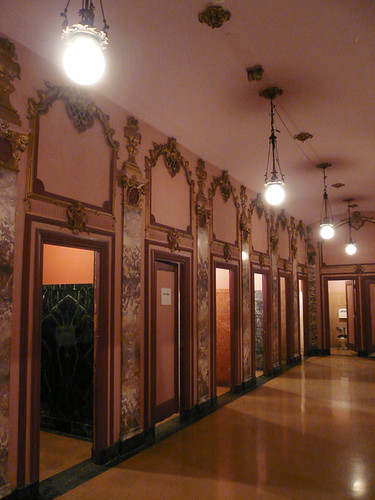 women's room, Los Angeles Theater | by jericl cat