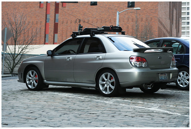 MY06 Subaru WRX Limited 4EAT W/ Yakima Roof Rack | My 2006 Su2026 | Flickr