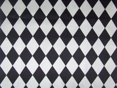 * Diamond Pattern Satin Fabric Texture *   ~ Texture ... Black Diamond Pattern Background