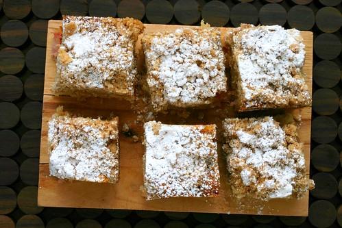 Smitten Crumb Cake