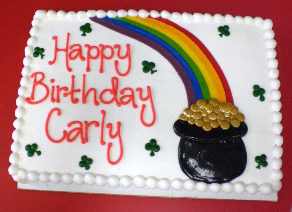 Images Of Happy Birthday Pat Cake