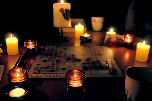 Earth Hour Scrabble | by Solarina~Lucy Nuzum