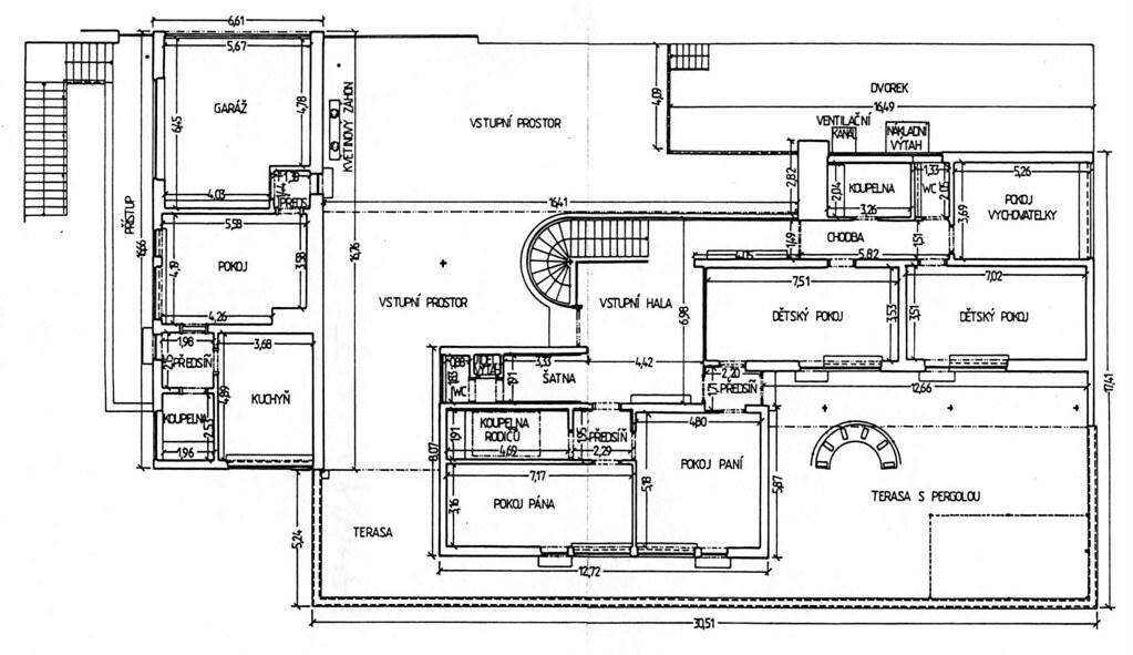 Villa Tugendhat L 233 Tage Sup 233 Rieur Appartements Priv 233 S