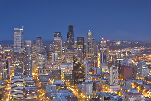 Downtown Seattle | by shelbywhite