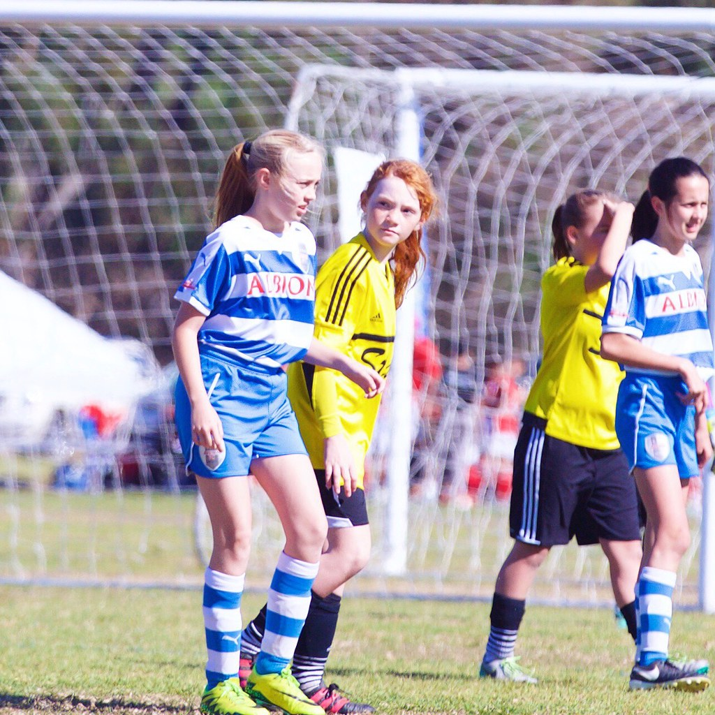State Cup Soccer Game
