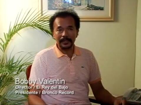 Biografia Marvin Santiago, Bobby Valentin | Pueden Ver Esta U2026 | Flickr
