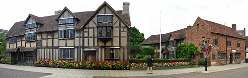 Shakespeares birthplace (pano) | by mrpb27
