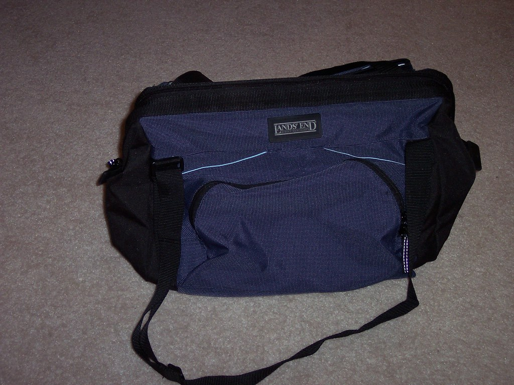 land 39 s end do it all diaper bag 10 obo do it all di flickr. Black Bedroom Furniture Sets. Home Design Ideas