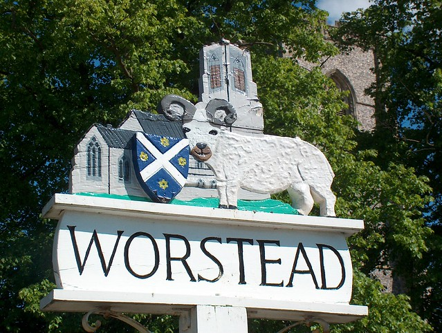 WORSTEAD_VILLAGE_SIGN