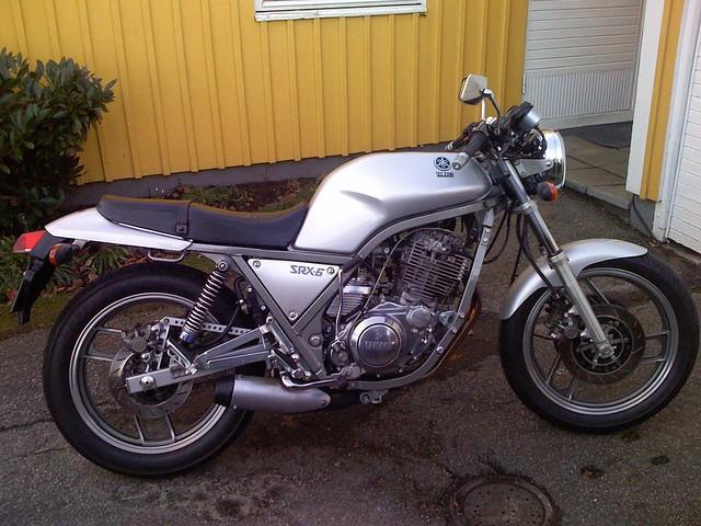 Yamaha Srx  Control Arm