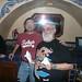 Jonathan Schwartz of Sun, and  Giuseppe Maxia of MySQL