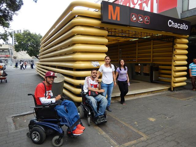 Discapacidad0 | Tour accesible por el Centro de Caracas