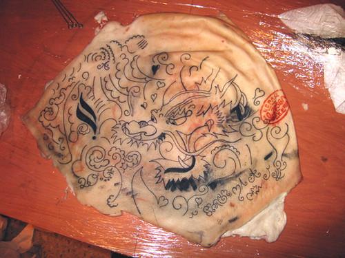 Practice practice visit the yoso tattoo blog for Tattoo practice pig skin