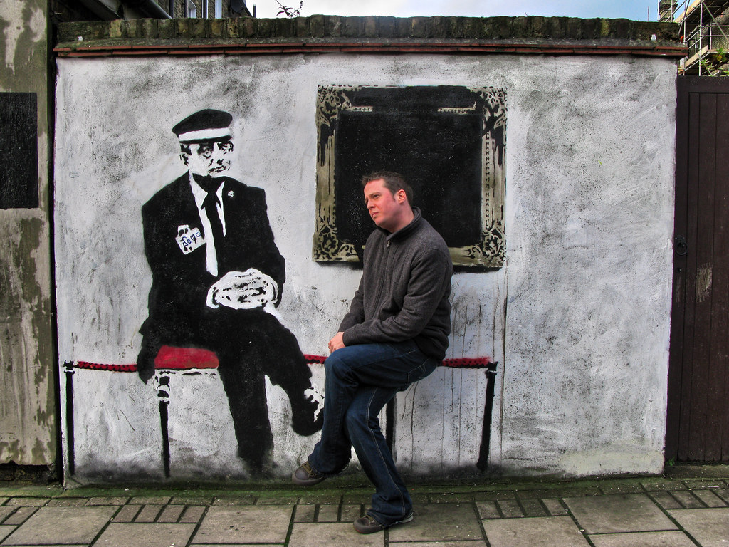Which one is the real Banksy? | Street Art by Banksy ...