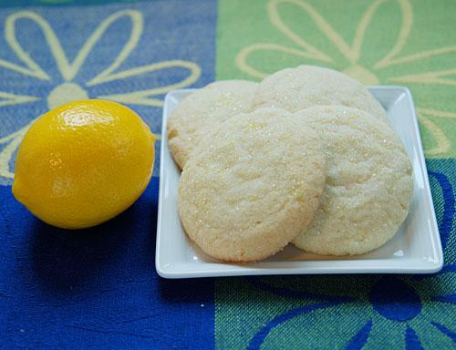 Lemon Sugar Cookies | Meyer Lemon and Leon Sugar Cookies. Re ...