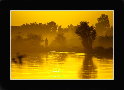 dusty dusk, and the Golden Ride | by !!sahrizvi!!
