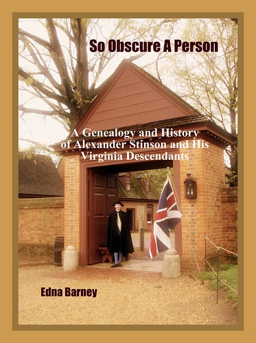 So Obscure A Person | by Edna Barney