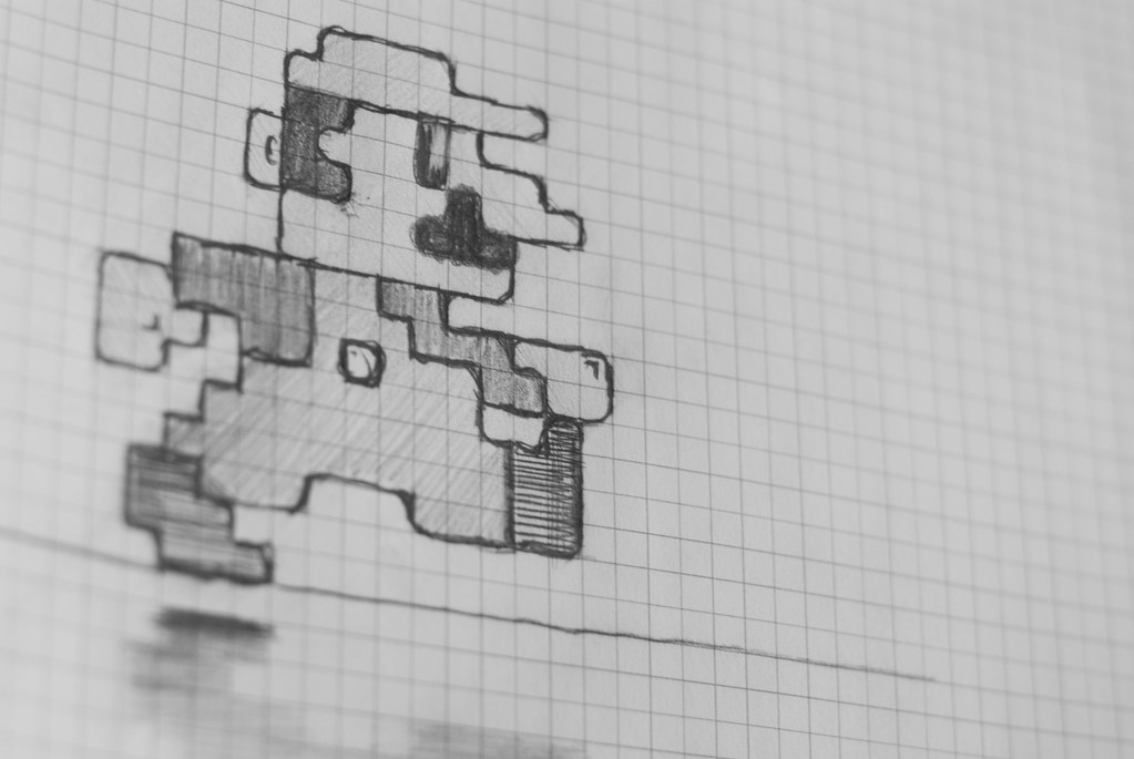 super paper mario in a long meeting with graph paper to ha flickr