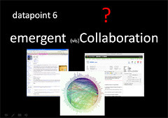 Emergent Visual Collaboration Platform?