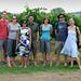 Group shot: Richard, Me, Mitul, Ash, Lisa, Jono, Anna