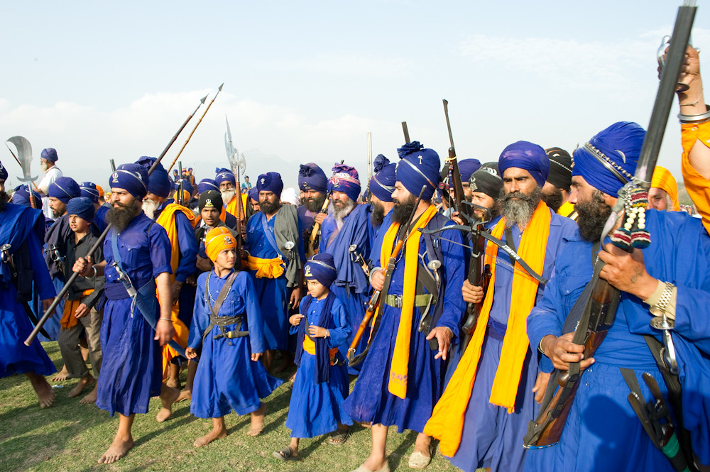 Image result for nihang singh