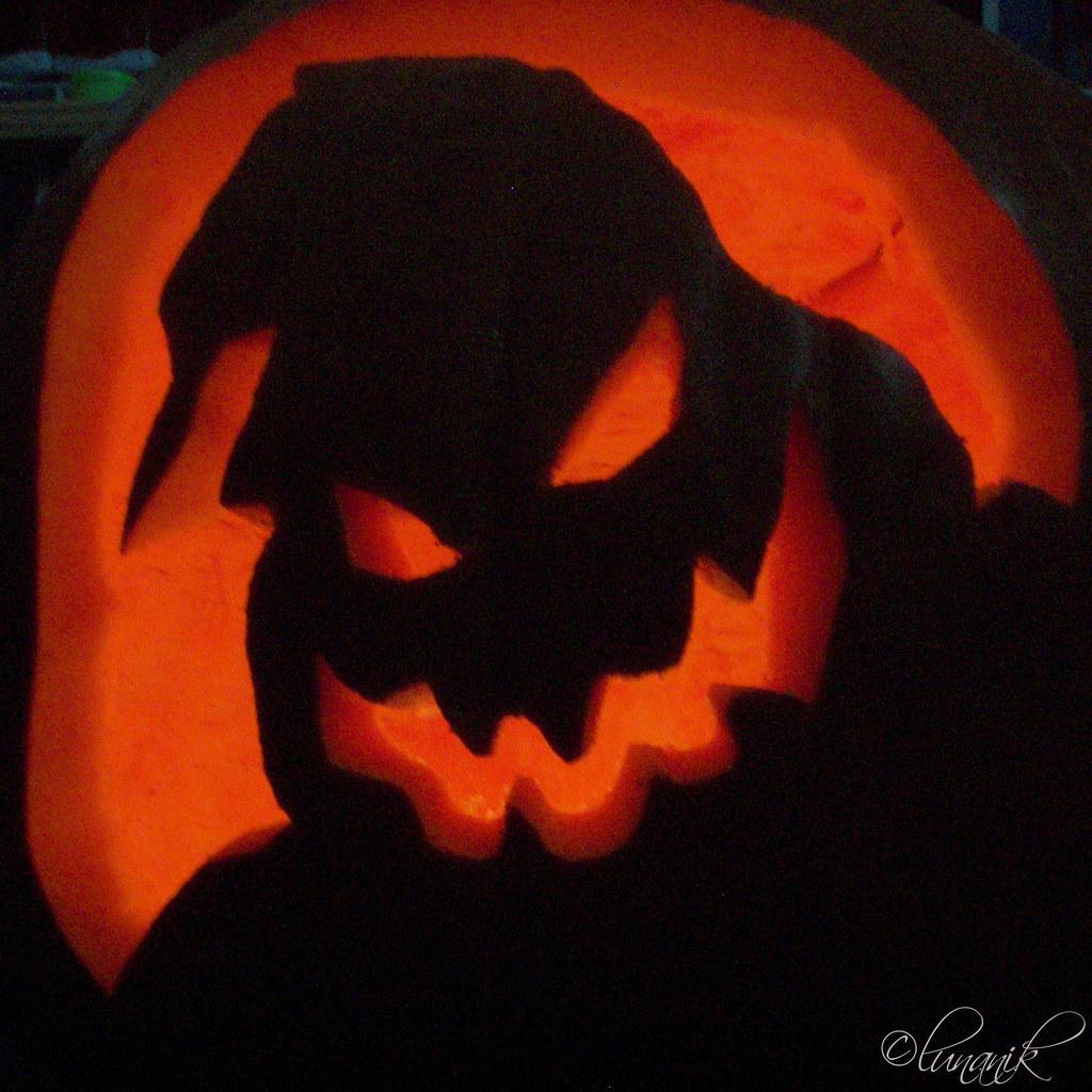 Oogie Boogie Pumpkin Template. images of pumpkin carving ideas ...