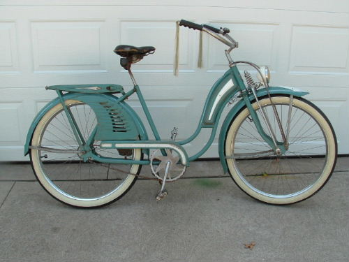 Bikes 1940s s Hawthorne Girls Bicycle