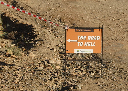 The Road to Hell | by Louis Rossouw