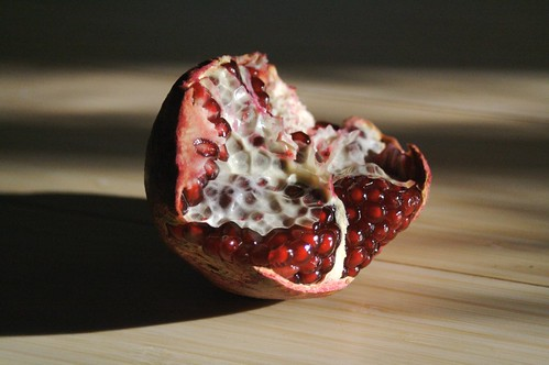 Pomegranate afternoon | by briannaorg