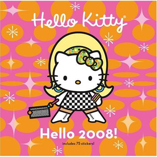 Hello Kitty 2008 Calendar